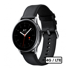 Samsung Galaxy Watch Active2 Stainless Steel 4G / LTE 40mm SM-R835 - Zilver
